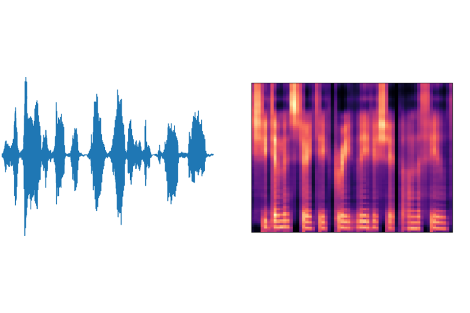 Deep Voice 3 Spectrogram Images
