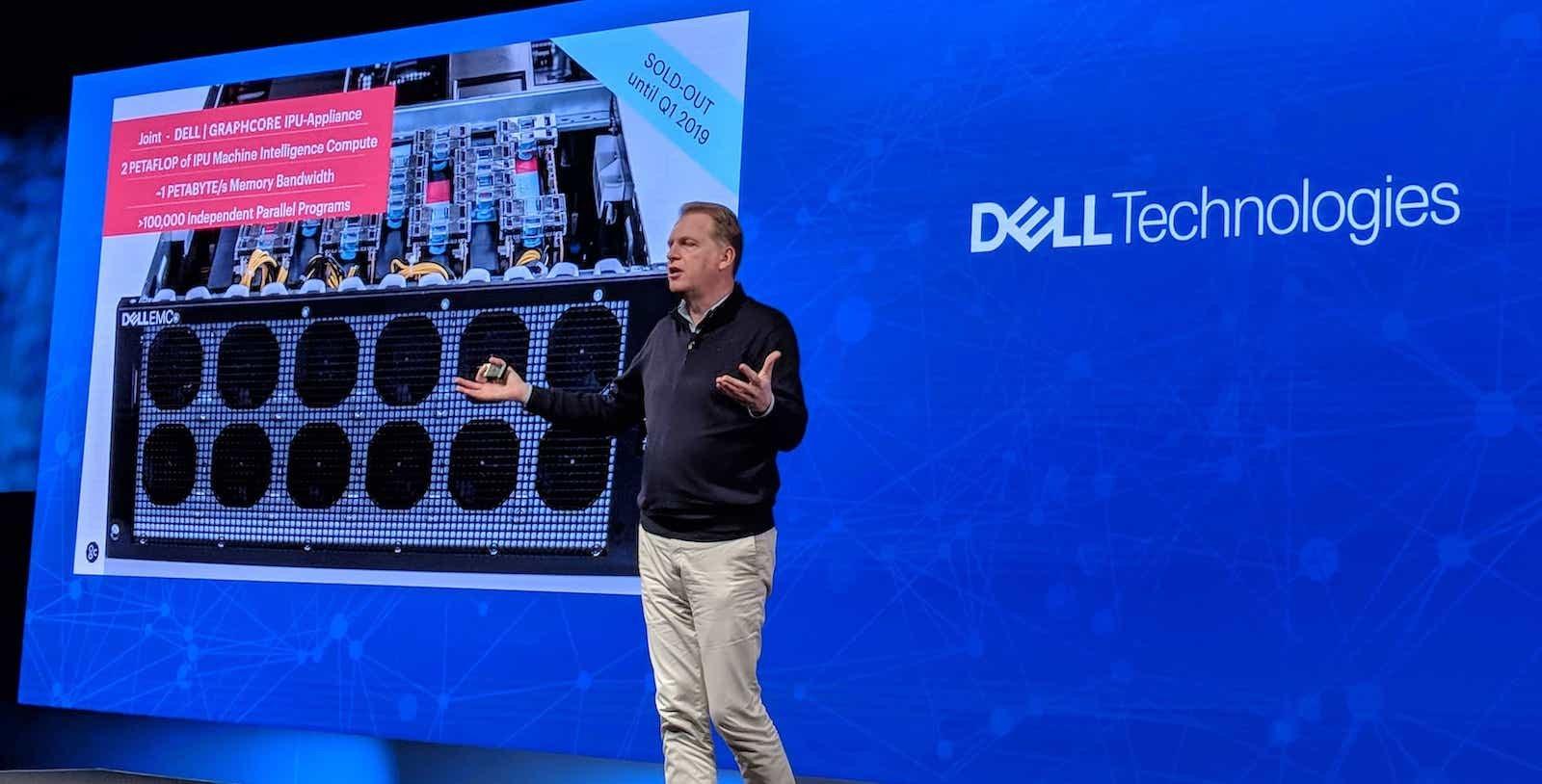 Dell Technologies backs Graphcore
