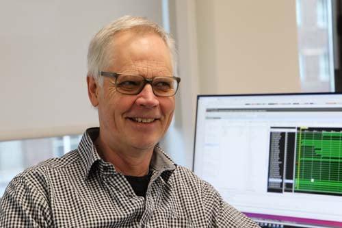 Arne Sudgarden